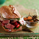 Churrasco Steak Sandwich